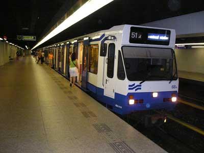 En el metro del df - 4 5
